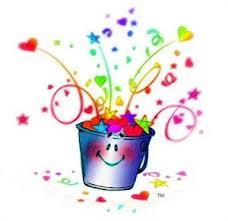 good feelings bucket
