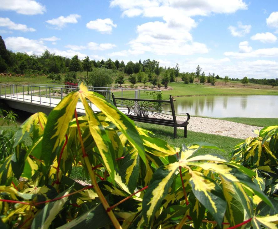 tulsa botanic garden - Tulsa Botanic Garden
