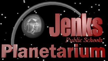 jenks planetarium sign