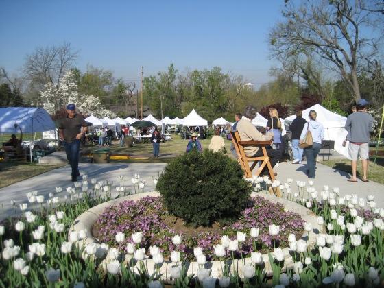 springfest garden market & festival