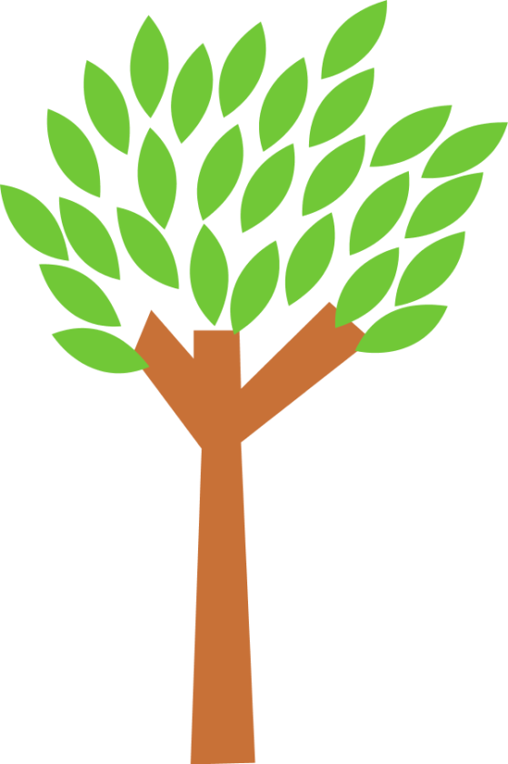 tree image animated word document