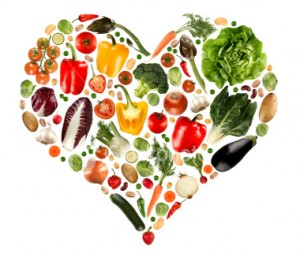 heart of food