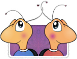 couple ants with antennas connecting (not used as of april 10 2015)