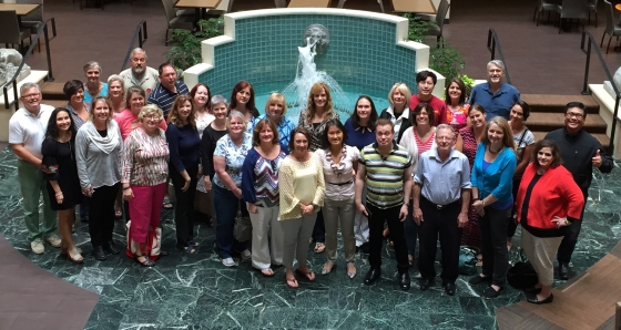 Gottman Level Two Class Photo - Dallas LV2 (3) August 2015 with Don